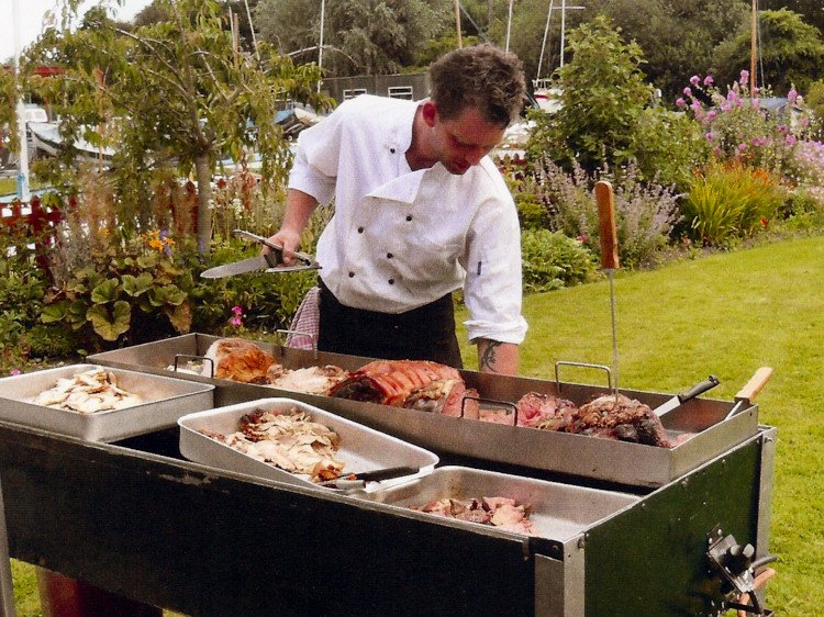 Portable Carvery